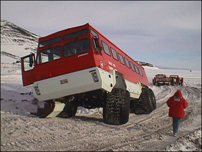 Ivan the Terra Bus accident