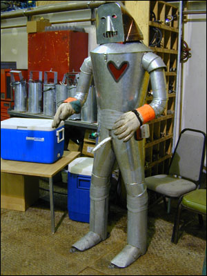 The Tin Man